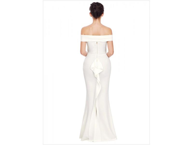 Vestido de Festa Dkreling Longo Rose - Compre Agora
