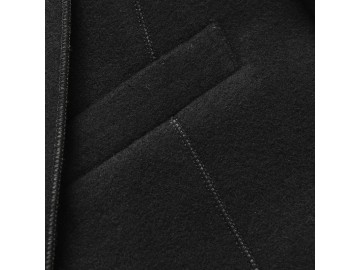 Blazer Masculino Texturizado - Preto