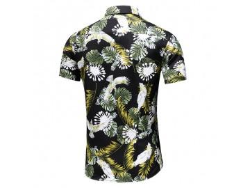 Camisa Floral Masculina - Floral