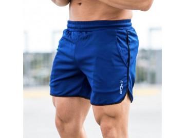 Short Masculino Casual - Azul