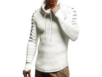 Pullover Masculino Raglan - Branco