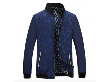 Jaqueta Masculino Bomber Style - Azul Escuro